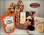 Autumn Celebration Farmhouse Gift Basket