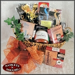 A Touch of Fall Gourmet Gift Basket