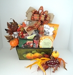 Green Pumpkin Planter Gift Box